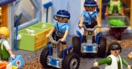 Hoverboard für Kinder: Playmobil