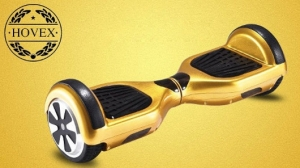 Hoverboard Hovex Classic in Gold